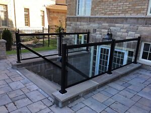 Supply & Install Aluminum • Picket • Glass Railings & more