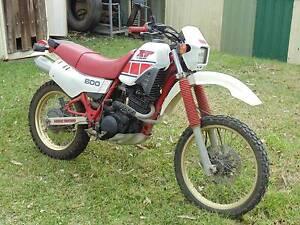 7/85 YAMAHA XT600 Clarence Town Dungog Area Preview