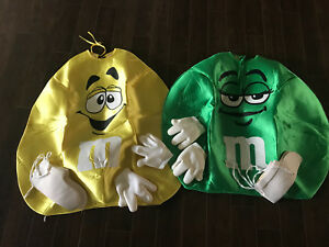M&M Halloween Adult Costumes