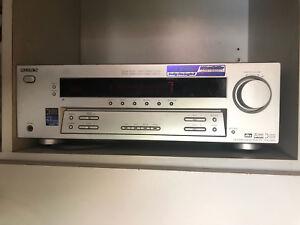 Sony str-k750 surround sound receiver