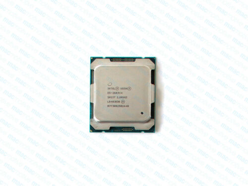 Intel Xeon E5-2683 V4 16-core 2.1ghz Sr2jt Broadwell-ep Processor - Grade A