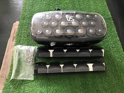 VS SASSOON VSP3029A RETRA-CORD HOT HEATED HAIR ROLLERS CURLERS