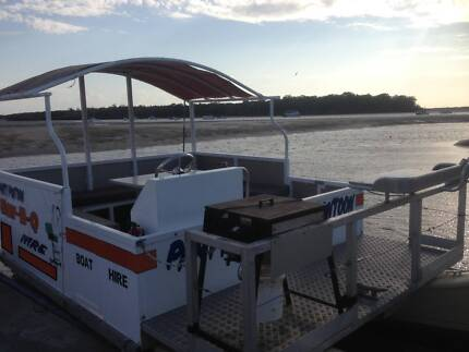 Commercial Hire Boats