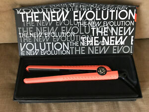 "The new evolution evalectric ceramic straightener 1.25"" hair"