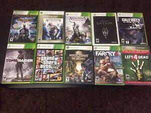 Jeux Vidéo XBOX 360 Video games