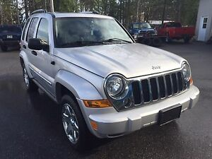 2005 Liberty Jeep Limited SUV