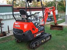 Kubota KX41-3 Excavator Deception Bay Caboolture Area Preview