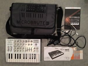 Arturia Microbrute SE (limited edition analog synthesizer)