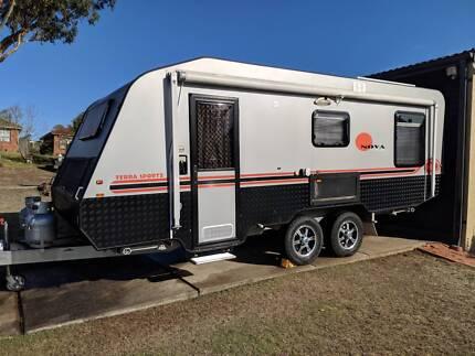 2012 Nova Terra Sportz Caravan - Off Road Ingleburn Campbelltown Area Preview