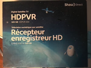 Shaw Digital Satellite HDPVR