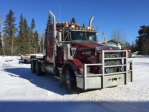 2006 Kenworth a Winch Tractor