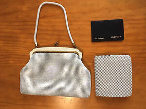 Oroton Glomesh Handbag with matching purse and mirror Mortdale Hurstville Area Preview