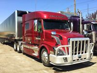 Professional Class 1 drivers required
