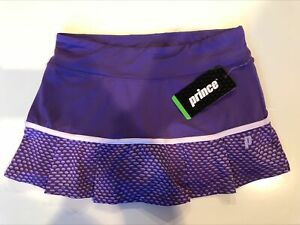 Youth Purple Prince Tennis Skirt