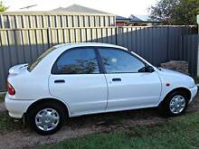 1997 Mazda 121 Sedan - Reliable, economical little Bubble Firle Norwood Area Preview