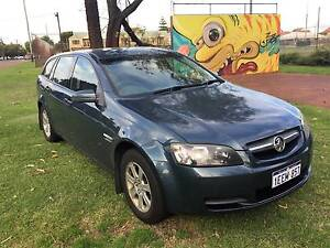 2009 HOLDEN COMMODORE VE OMEGA (1 YEAR WARRANTY) Leederville Vincent Area Preview