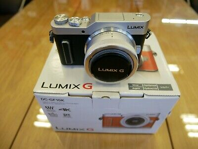 Panasonic DC-GF10 Mirrorless Digital Camera Body(Silver) + 12-32mm(Silver)