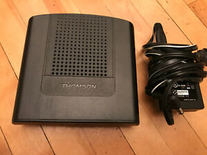 Cable Modem Thomson DCM475 - Perfect Condition