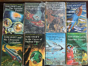 Tom Swift bookz