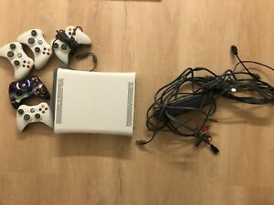 Xbox 360 bundle with console and games