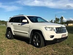 2011 Jeep Grand Cherokee Overland 5.7l V8 luxury 4x4 Sandgate Brisbane North East Preview