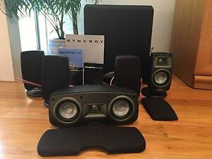 KLIPSCH Quintet III 5.1 Home Theatre Speakers Balgowlah Manly Area Preview