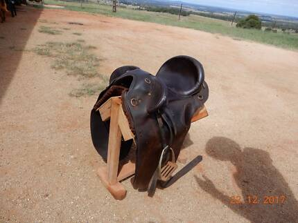 Barcoo poly style saddle Memerambi South Burnett Area Preview