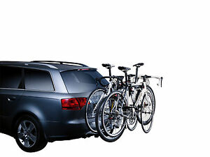 Thule-972-Tiltable-HangOn-3-Bike-Cycle-Carrier-Rear-TowBar-Mount-TowBall-Mount
