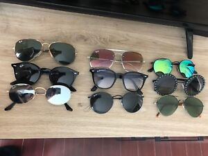 Ray-Ban, Dolce, Giorgio & more! 100% authentic
