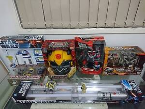 Transformers and Star Wars toys Horningsea Park Liverpool Area Preview