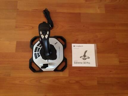 BRAND NEW Logitech Extreme 3D Pro joystick
