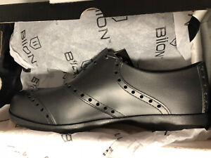 Biion Footwear Classic Black Shoes Size 13