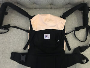 Ergo original baby Carrier (with insert)