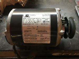 Emerson 1/3 HP AC Motor - used