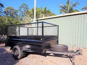 Cage Trailer for hire - $50 (24 hours) - No bond Burpengary Caboolture Area Preview