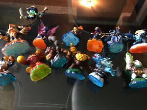 Selected skylander figures for sale