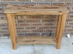 Rustic Marri Hall Table For Sale