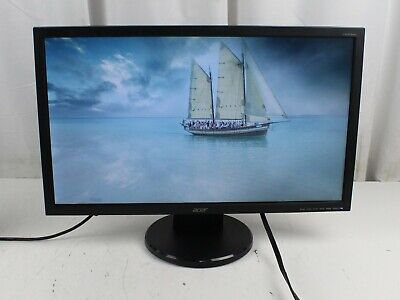 "Acer V233HL LCD Monitors 23"" 1920 x 1080 Stand Included VGA/DVI"