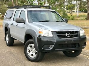 1YEAR Warranty 09 3.0L T/Diesel Auto Mazda BT-50 Ute Rocklea Brisbane South West Preview