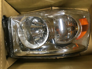 2007-2009 Dodge RAM 1500-RAM2500-3500 headlamp new