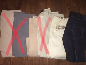 Knee patch schooling breeches