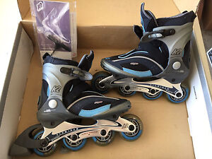 Rollerblades - Brand New TWO PAIRS and padding