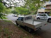 2001 Holden Dualcab 4x4 Turbo Diesel ute Bardon Brisbane North West Preview