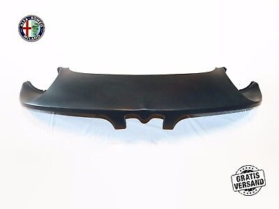 Bumper Front Metal Plate Panel Upper Alfa Romeo Spider 105 Duetto 66-69 (Best Price On Shocks)