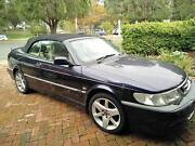 2003 Saab 9-3 Convertible Claremont Nedlands Area Preview