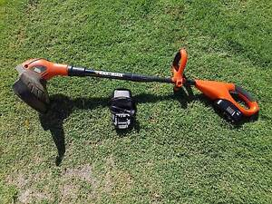 Lawn Strimmer - Black and Decker 18V Byford Serpentine Area Preview