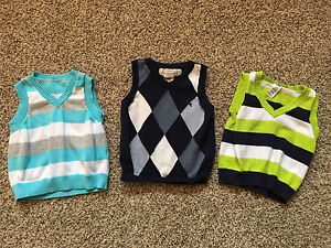 Baby boy vests 3-6 month size