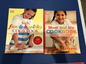 Kids activity and cookbooks