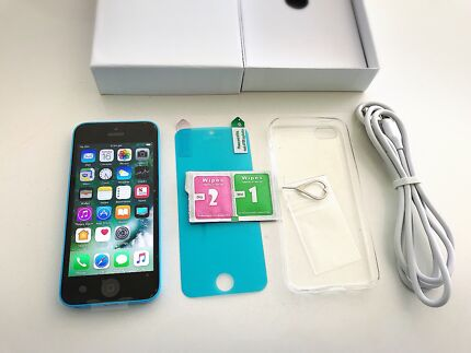 As New iPhone 5c $180 - firm