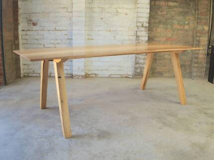 LBF Handmade Reclaimed Recycled Timber Wood Dining Table